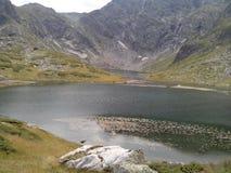 Le lac jumeau Photo stock