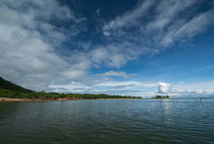 Le Lac Kariba, Zimbabwe photos libres de droits