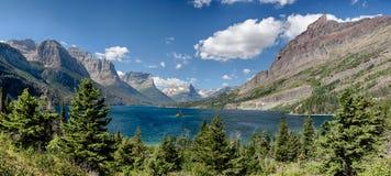 Le lac st Mary's Image libre de droits