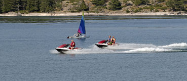 Le lac Supérieur, Marquette, Michigan photos libres de droits