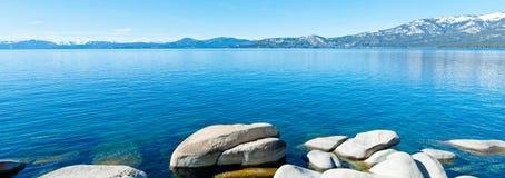 Le lac Tahoe photos libres de droits