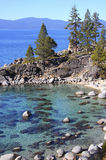 Le lac Tahoe Images stock