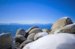 Le lac Tahoe 3 Photographie stock