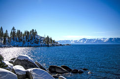 Le lac Tahoe 2 Images stock
