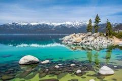 Le lac Tahoe photos stock
