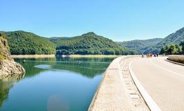 Le lac Vidradu photos libres de droits