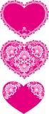 Le lacet de Valentine Photos libres de droits