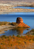 Le Lake Mead Images libres de droits