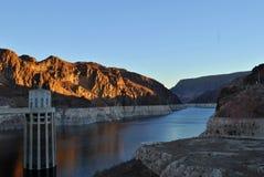 Le Lake Mead Photos libres de droits