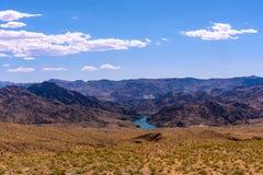 Le Lake Mead, Las Vegas, Nevada image stock