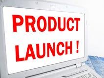 Le lancement de produits, vente de motivation d'affaires exprime l'escroquerie de citations photographie stock libre de droits