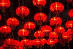 Le lanterne del cinese tradizionale immagini stock libere da diritti