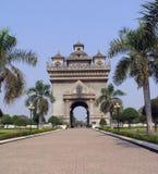 Le Laos Photographie stock