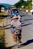 Le Laotien Photo stock