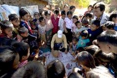 Le Laotien Images libres de droits