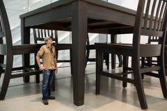 Le large musée Photo libre de droits