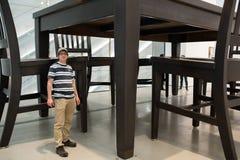Le large musée Photos libres de droits