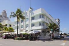 Le lecteur d'océan d'hôtel de Carlyle Photos stock