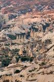 Le lever de soleil au-dessus de Cappadocia Photo libre de droits