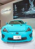 Le lexus LFA Image stock