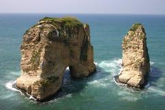 Le Liban Images libres de droits
