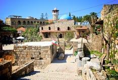Le Liban, Byblos Image stock