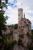 Le Lichtenstein, Allemagne Photos stock