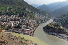 Le lieu saint de l'Inde Image stock