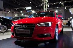 Le limousine di Audi A3 Fotografia Stock Libera da Diritti