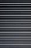 Le linee di sfiato orizzontali si chiudono su struttura del fondo della banda Immagine Stock