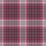 Le linee nere grige rosse su un fondo scuro vector l'illustrazione Fotografia Stock