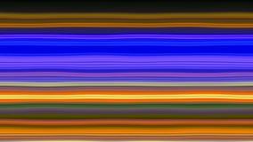 Le linee orizzontali d'ardore fanno segno al fondo royalty illustrazione gratis