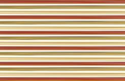 Le linee orizzontali terracotta rossa beige del retro fondo di struttura di legno allinea il bianco Fotografia Stock