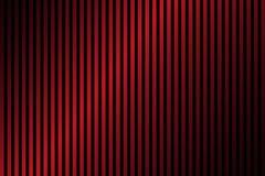 Le linee rosse e nere sottraggono il fondo con la pendenza scura Immagini Stock Libere da Diritti