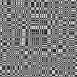 Le linee spesse disegnate a mano libera dell'indicatore hanno basato il lavoro astratto della struttura, in bianco e nero royalty illustrazione gratis