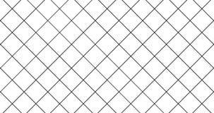 Le linee verticali ed oblique astratte di orizzontale, che intersecano con i cerchi concentrici spazzolano le bande del colpo in  illustrazione vettoriale