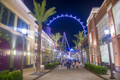 Le Linq Las Vegas Photo stock
