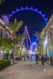 Le Linq Las Vegas Photos libres de droits