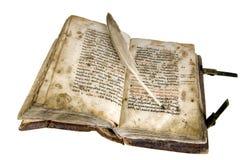 Le livre antique Photos stock