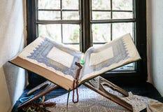Le livre du Quran Image libre de droits