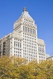 le long de l'avenue Michigan d'architecture Photo stock