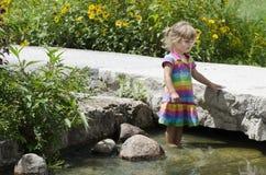 Le long de la rivière 9 Photographie stock libre de droits