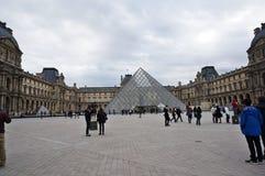 Le Louvre Image libre de droits
