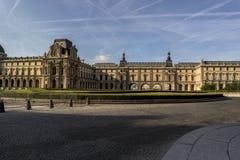 Le Louvre muzeum zdjęcia stock