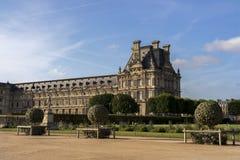 Le Louvre muzeum zdjęcie stock