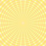 Le luci di un sole Immagine Stock