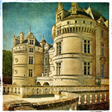 Le lude castle Stock Photos