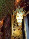 Le lustre antique thaïlandais de style a appelé l'U-BHA Image libre de droits