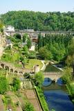 Le Luxembourg Images libres de droits