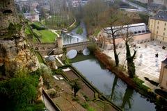 Le Luxembourg Photos libres de droits